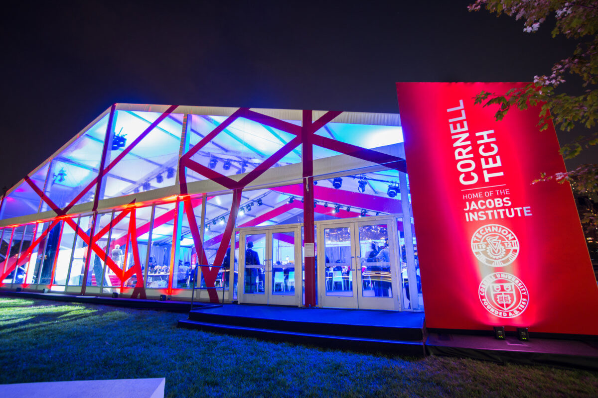 Cornell Tech Campus Opening