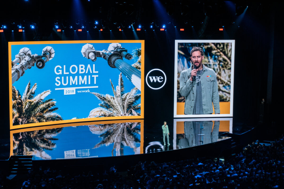 WeWork Creator Awards + Global Summit